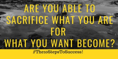 Reach your GOAL in only 10 STEPS!