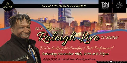 Raleigh Live TV Show
