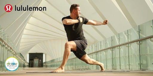 Yoga at The Dome - Dubai Marina Mall