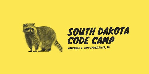 South Dakota Code Camp 2019