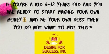 Kid Business Launch Party tickets