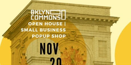 3rd Annual Open House | Small Business Pop Up Shop  tickets
