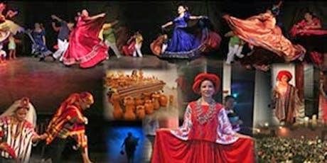 Le Ballet Folklorique De Guatemala tickets
