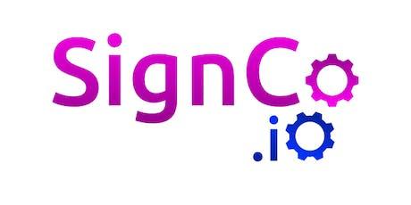 SignCo BSL Interpreter Consultation tickets