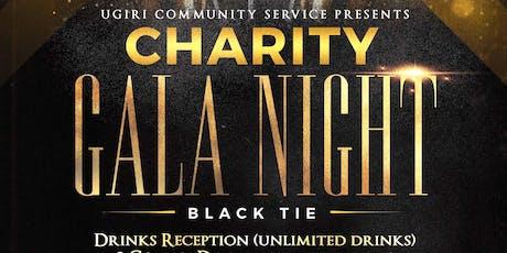 Charity Gala Night tickets