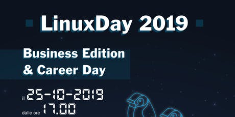Linux Day  2019 tickets