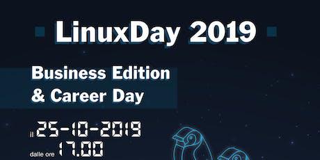 Linux Day  2019 biglietti