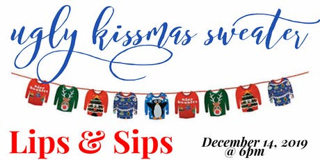 Ugly Kansas Kissmas Sweater tickets