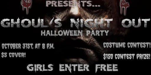 Ghoul's Night Out Halloween Party!