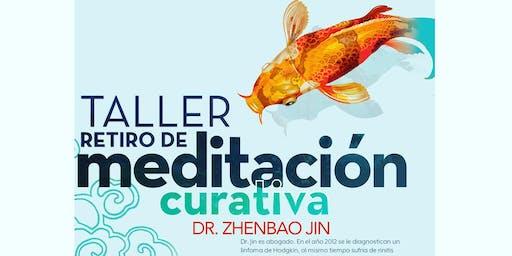 Taller retiro meditación curativa. Dr. Zhenbao Jin