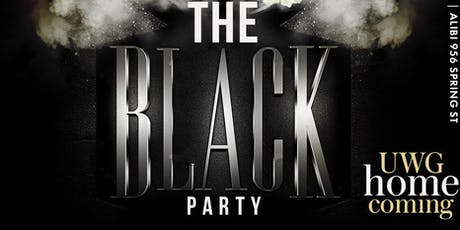 UWG Homecoming: The Black Party tickets