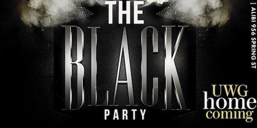 UWG Homecoming: The Black Party