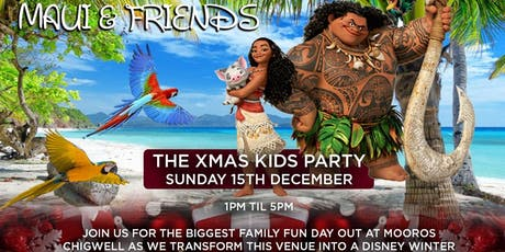 Maui & Friends Xmas Party tickets