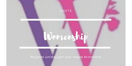 Conferencia para mujeres emprendedoras entradas