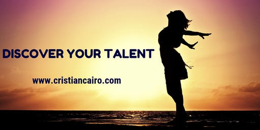 DISCOVER YOUR TALENT!