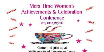 MERA (MY) TIME WOMEN'S  Achievements & Celebration Conference
