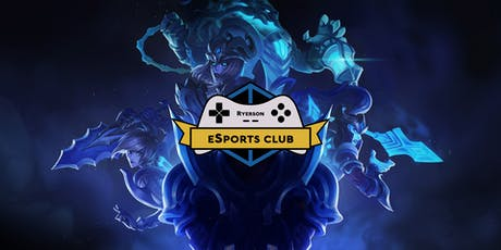 Ryerson eSports Club Karaoke Night tickets