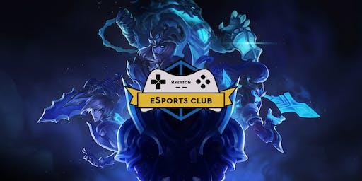 Ryerson eSports Club Karaoke Night
