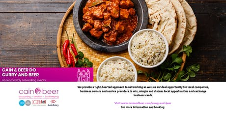 Curry & Beer Networking Evening tickets