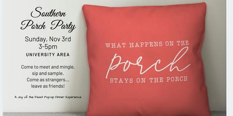 A Southern Porch Party tickets