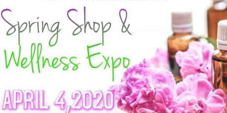 Spring Shop & Wellness Expo tickets