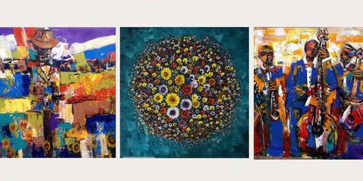 Art Exhibition: Abraham Abebe