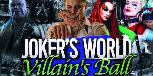 Jokers World: Villains Ball Halloween Party