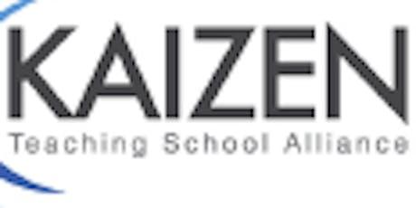Kaizen Secondary ITT Open Morning - Weald of Kent Grammar (Sevenoaks) tickets
