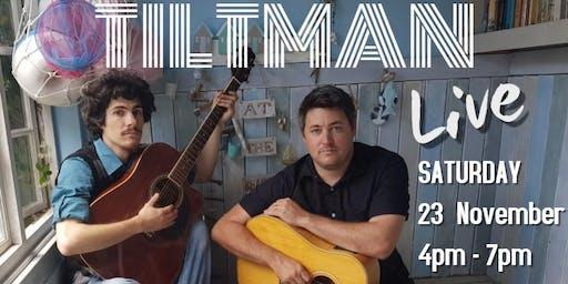 TILTMAN live at Monkey Valley