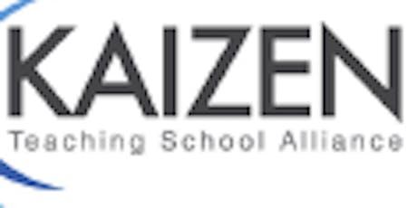 Kaizen Secondary ITT Open Morning - The Malling School tickets