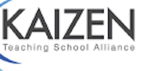 Kaizen Secondary ITT Open Morning -Tunbridge Wells Girls Grammar School tickets