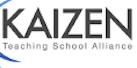 Kaizen Secondary ITT Open Morning - The Judd School tickets