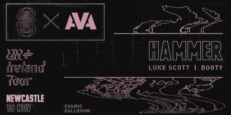 Ill Behaviour X AVA - Hammer tickets
