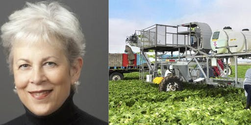 Science Sunday: Brenda Eskenazi on Salinas pesticides & children's health