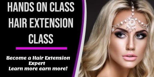 McLean, VA - Hair Extension 4-Week Certification Program