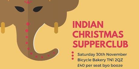 Bhaji Bhaji Christmas Supper Club tickets