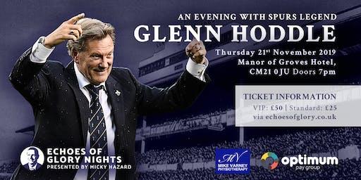An Evening with Spurs & England Legend Glenn Hoddle