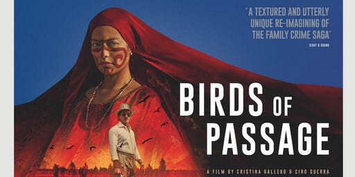 Birds of Passage - Safe House @ Ulster Bank