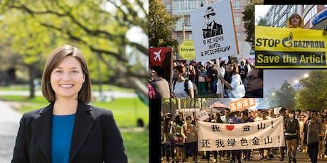 Elizabeth Plantan: Environmental Activism in Russia and China tickets