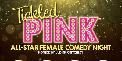 Tickled Pink Comedy Night Leicester