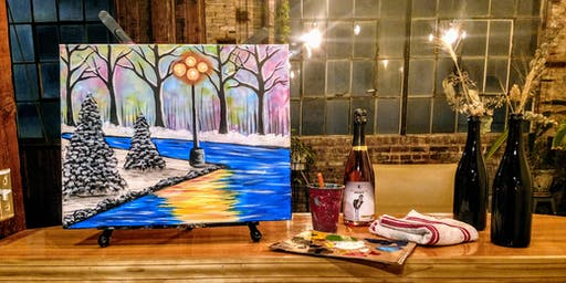 Friday Night Paint & Sip