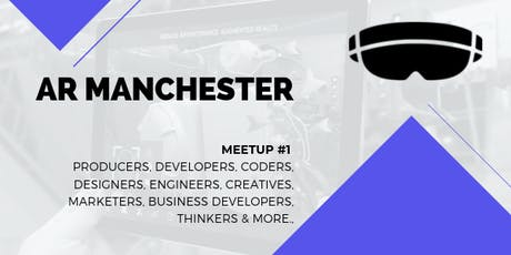 AR Manchester #1: Roundtable tickets