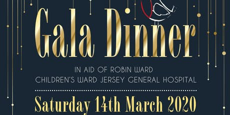 Robin Ward Gala Dinner tickets