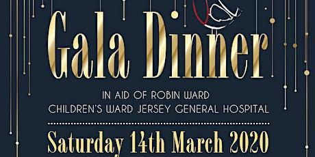 Robin Ward Gala Dinner tickets