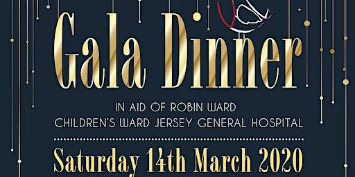 Robin Ward Gala Dinner