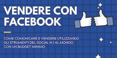 Vendere con  Facebook