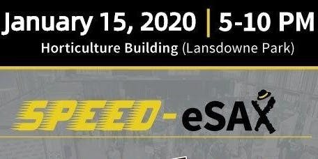 eSAX January 15, 2020 Speed Networking Event for Small Business Entrepreneurs