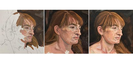 Painting Portraits in Oils for Beginners tickets