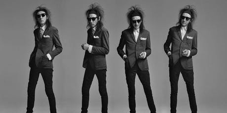 Dr John Cooper Clarke | The 1865 tickets