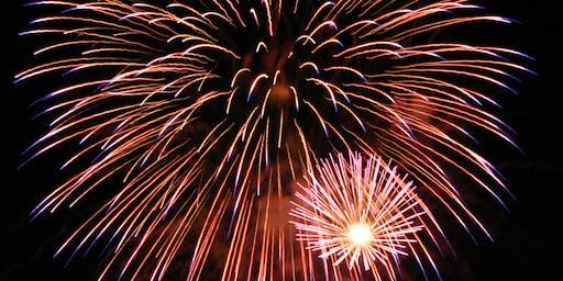 Fireworks Display  and Bonfire at Cammas Hall Farm